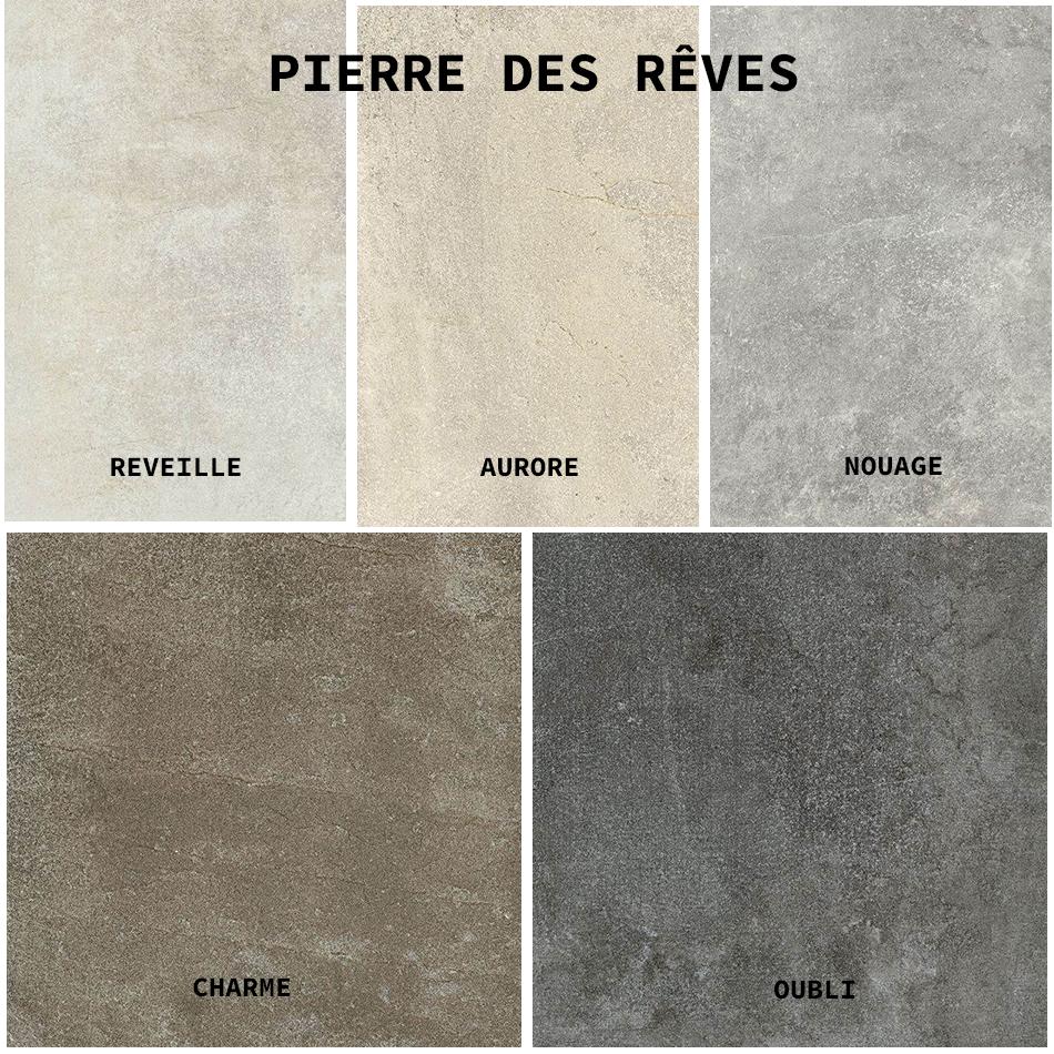 collezione pierre des reves panaria
