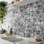 Capalbio mosaico multiformato Ston