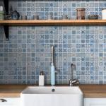 Capri mosaico multiformato Ston