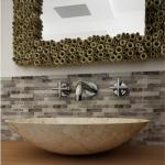 Craquele mosaico Ston